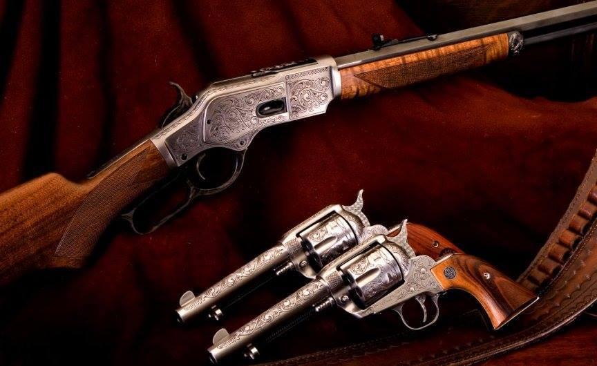 The Gun Engraver