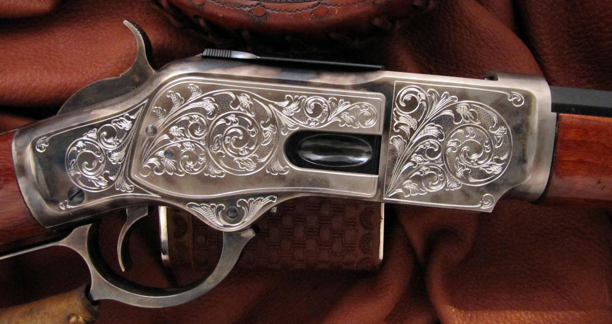 Lever Action Rifles The Gun Engraver